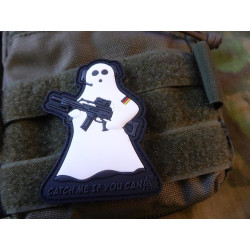 JTG CMIYC Ghost Sniper Patch, fullcolor/ JTG 3D Rubber Patch