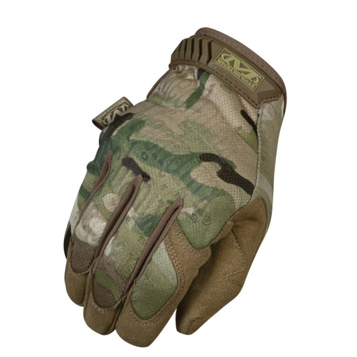 Mechanix - The Original, Multicam - Größe: S
