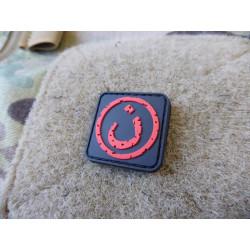 JTG Nazarene Patch, fullcolor / JTG 3D Rubber Patch