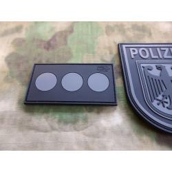 JTG  Polizeifunktionsabzeichen Zugführer Patch,...