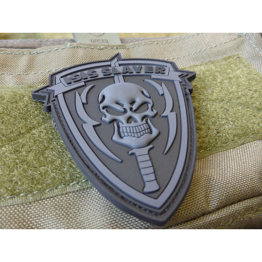 JTG  TribalSkull Patch, blackops / JTG 3D Rubber Patch