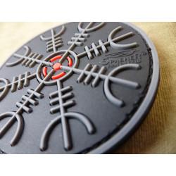 JTG  Helm of Awe Patch, blackops / JTG 3D Rubber Patch