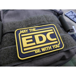 JTG  EDC / Every Day Carry Patch, fullcolor / JTG 3D...