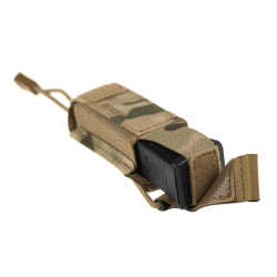 9mm Backward Flap Mag Pouch, Multicam