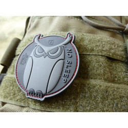 JTG  No Sleep -  SpecialOps Eulen Patch,  / JTG 3D Rubber...