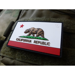 JTG California Republic State Bear Patch, fullcolor / JTG...
