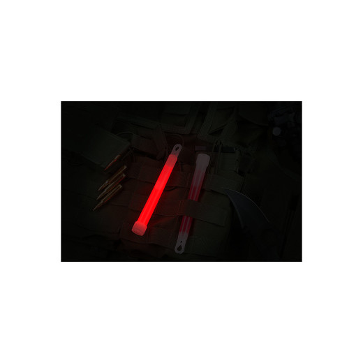 6 Inch Light Stick, Rot - Clawgear