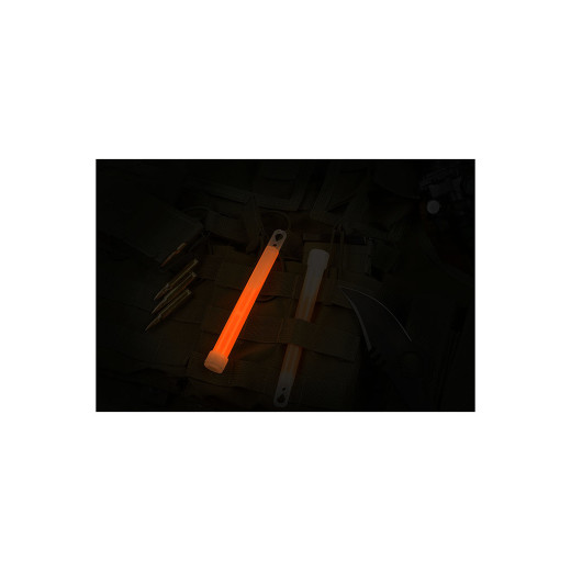6 Inch Light Stick, Orange - Clawgear