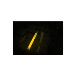 6 Inch Light Stick, Gelb - Clawgear