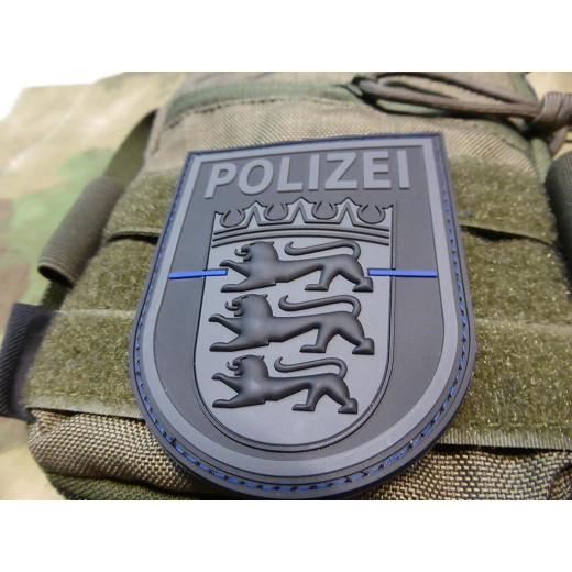 Polizei ORDNUNGSAMT Crailsheim  Abzeichen Patch Baden-Württemberg PolizeiBehörde