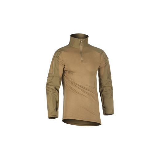 CLAWGEAR Operator Combat Shirt, coyote