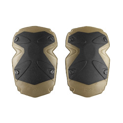 D3O TRUST HP Internal Knee Pads, black