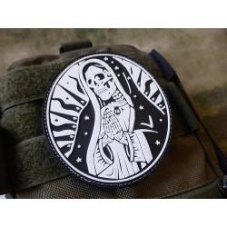 JTG Santa Muerte Patch, swat / JTG 3D Rubber Patch