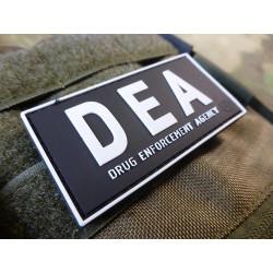JTG DEA / Drug Enforcement Agency Patch, swat / JTG 3D Rubber Patch