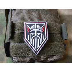 JTG ODIN Patch, fullcolor / JTG 3D Rubber Patch
