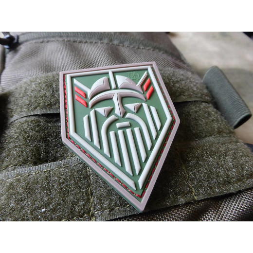 JTG ODIN Patch, multicam / JTG 3D Rubber Patch