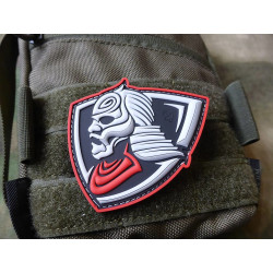 JTG LONE WARRIOR Patch / JTG 3D Rubber Patch