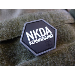 JTG  NKDA KERNGESUND, Hexagon Patch, swat  / JTG 3D...