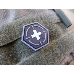 JTG  Tactical Medic Red Cross, Hexagon Patch, swat  / JTG...