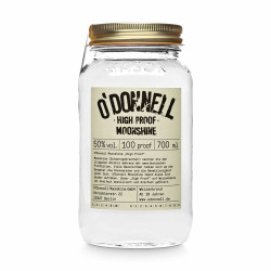 O´Donnell High Proof (700ml 50%)