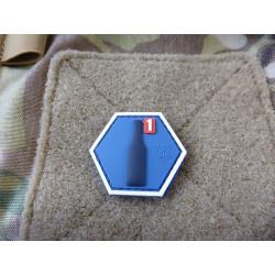 JTG  BEER REQUEST Hexagon Patch  / JTG 3D Rubber Patch, HexPatch