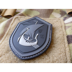 JTG DRAGONSHIP AT NIGHT Patch, blackops / JTG 3D Rubber...