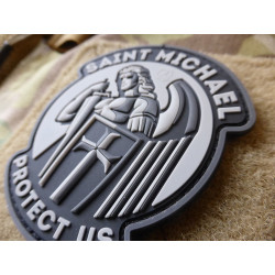 JTG SAINT MICHAEL PROTECT US Patch, blackops / JTG 3D...