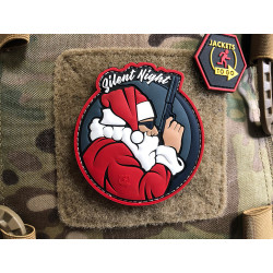 JTG SILENT NIGHT OPERATOR Patch, Special Edition / JTG 3D...