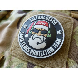 JTG TACTICAL BEARD SANTA CLAUS PROTECTION TEAM Patch,...