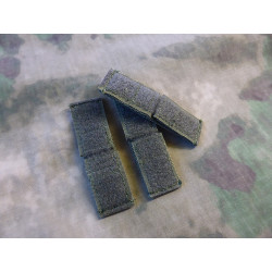 JTG MOLLE Patch Field Strip 3er Set, od olive