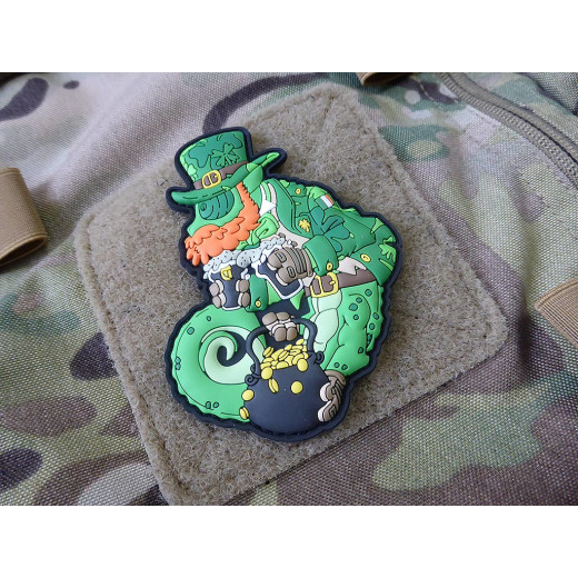 Tactical Chameleon St. Patricks Operator Patch