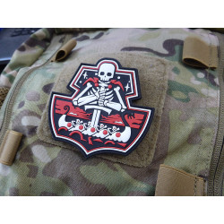 JTG GhostShip Skull Patch Version Two, fullcolor / JTG 3D...