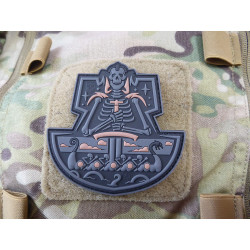 JTG Viking GhostShip Skull Patch, blackops / JTG 3D...