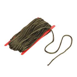 50Ft Nylon Rope, olive