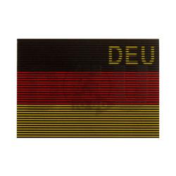 Dual IR Patch DEU - IR Nationalitätsabzeichen...