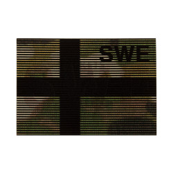 Dual IR Patch SWE - IR Nationalitätsabzeichen...