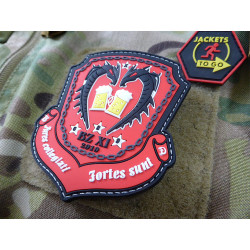 JTG BIERDIEBE BEERZONE XI Patch / JTG 3D Rubber Patch