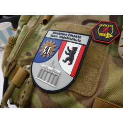 JTG Functional Badge Patch, Direktion Einsatz Zentr....