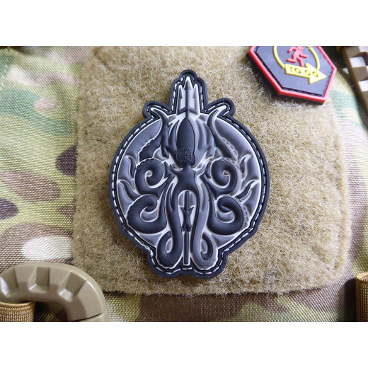 JTG Release The KRAKEN Patch, blackops / JTG 3D Rubber Patch