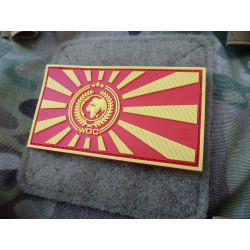 JTG World Of Conflict Rising Sun Patch, redorange / JTG...