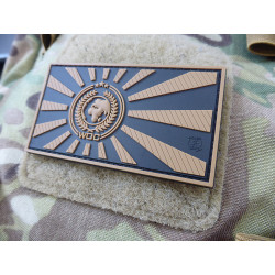 JTG World Of Conflict Rising Sun Patch, coyote / JTG 3D...