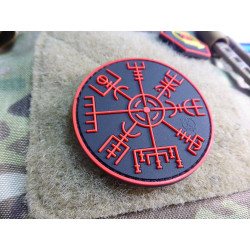 JTG VEGVISIR VIKING COMPASS Patch, blackmedic / JTG 3D...