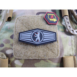 JTG Skill Tab Berlin Patch, blackops / JTG 3D Rubber patch