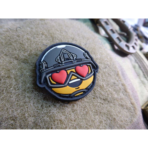 TactIcons #Love Patch Tactical Operaticons, special edition / 3D Rubber patch