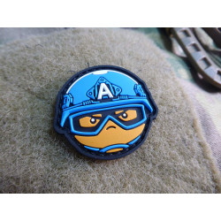 TactIcons #Cap Patch Tactical Operaticons, special edition / 3D Rubber patch