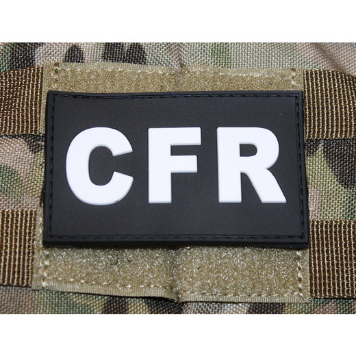 JTG - CFR - Combat First Responder - Patch, swat / 3D Rubber patch