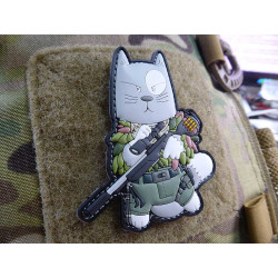 TACCAT Tactical Cat Squad Sniper, Patch by HIWEZ
