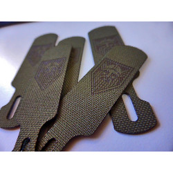 JTG ODIN TacPull Zipperpull, OD green