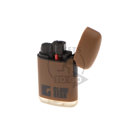 Claw Gear - Storm Pocket Lighter MK. II, Coyote