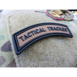 JTG TACTICAL TRACKER Tab Patch, coyote brown black / JTG...